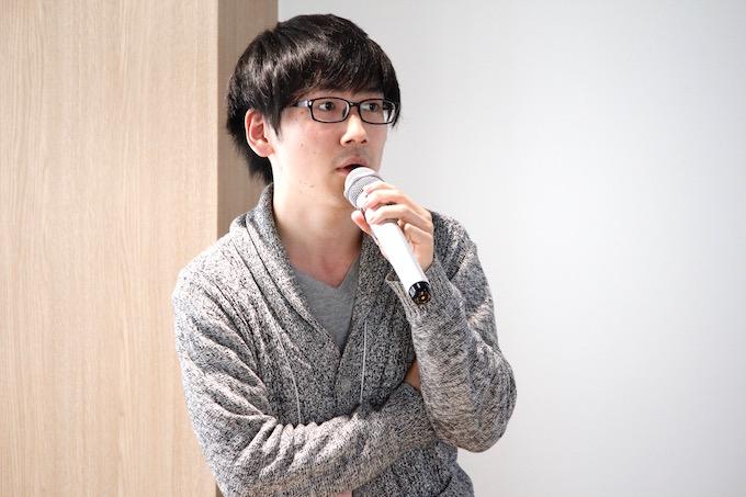 山本遼さん