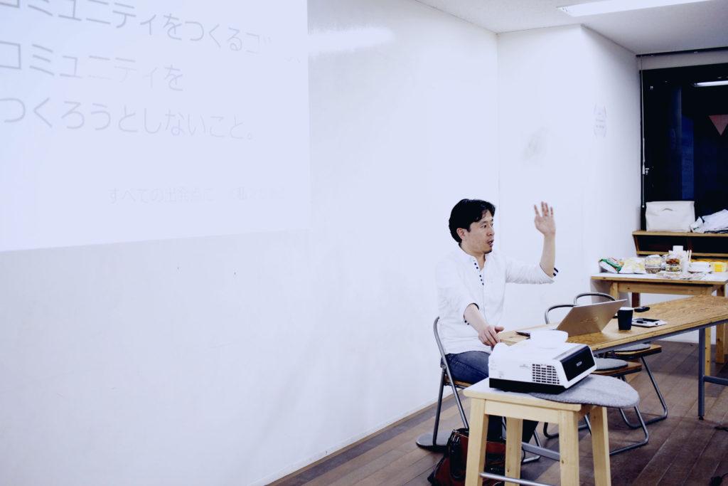 今回のゲスト、影山知明さん